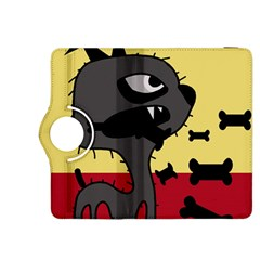 Angry little dog Kindle Fire HDX 8.9  Flip 360 Case