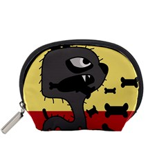 Angry little dog Accessory Pouches (Small)