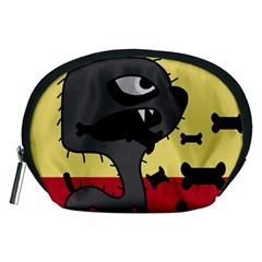 Angry little dog Accessory Pouches (Medium)