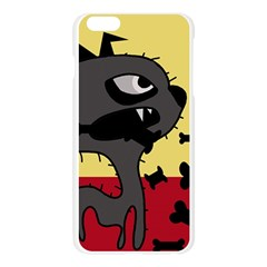Angry little dog Apple Seamless iPhone 6 Plus/6S Plus Case (Transparent)