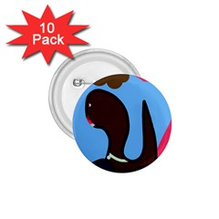 Sea monster 1.75  Buttons (10 pack)