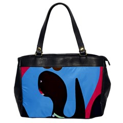 Sea monster Office Handbags