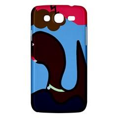 Sea monster Samsung Galaxy Mega 5.8 I9152 Hardshell Case