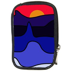 Waves Compact Camera Cases