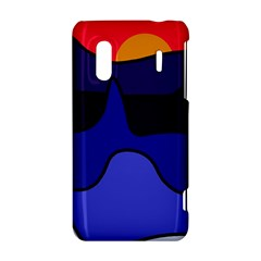 Waves HTC Evo Design 4G/ Hero S Hardshell Case