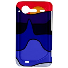 Waves HTC Incredible S Hardshell Case