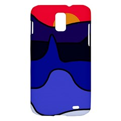 Waves Samsung Galaxy S II Skyrocket Hardshell Case