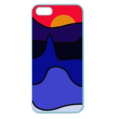 Waves Apple Seamless iPhone 5 Case (Color)