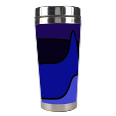 Waves Stainless Steel Travel Tumblers