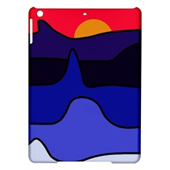 Waves iPad Air Hardshell Cases