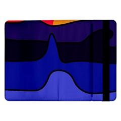 Waves Samsung Galaxy Tab Pro 12.2  Flip Case