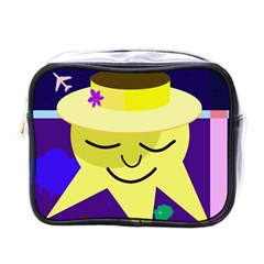 Mr. Sun Mini Toiletries Bags