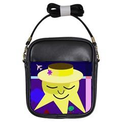 Mr. Sun Girls Sling Bags