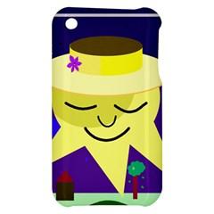 Mr. Sun Apple iPhone 3G/3GS Hardshell Case