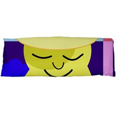 Mr. Sun Body Pillow Case (Dakimakura)