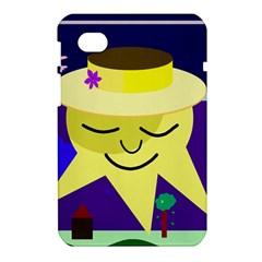 Mr. Sun Samsung Galaxy Tab 7  P1000 Hardshell Case