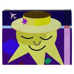 Mr. Sun Cosmetic Bag (XXXL)