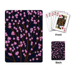 Japanese tree  Playing Card