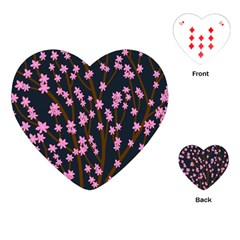 Japanese tree  Playing Cards (Heart)