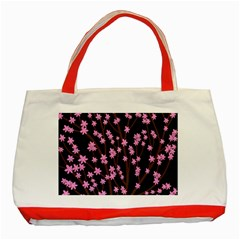 Japanese tree  Classic Tote Bag (Red)