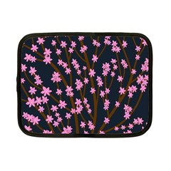 Japanese tree  Netbook Case (Small)