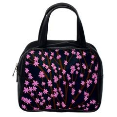 Japanese tree  Classic Handbags (One Side)
