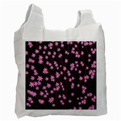 Japanese tree  Recycle Bag (Two Side)