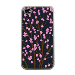 Japanese tree  Apple iPhone 4 Case (Clear)