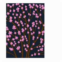 Japanese tree  Large Garden Flag (Two Sides)