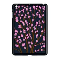 Japanese tree  Apple iPad Mini Case (Black)