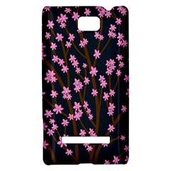 Japanese tree  HTC 8S Hardshell Case