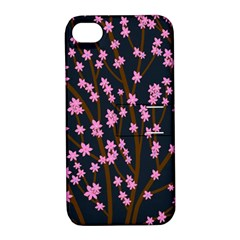 Japanese tree  Apple iPhone 4/4S Hardshell Case with Stand