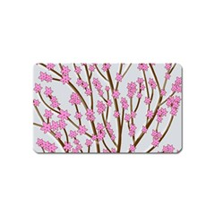 Cherry tree Magnet (Name Card)