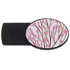 Cherry tree USB Flash Drive Oval (1 GB)