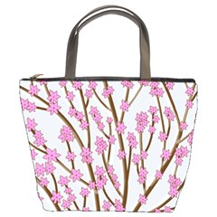 Cherry tree Bucket Bags