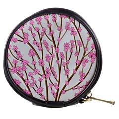 Cherry tree Mini Makeup Bags