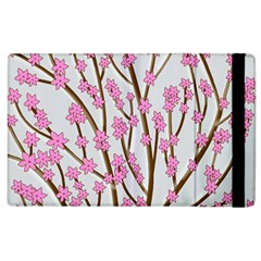 Cherry tree Apple iPad 2 Flip Case