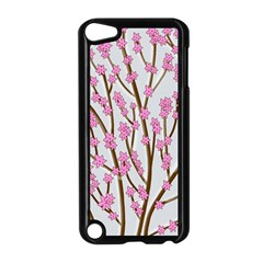 Cherry tree Apple iPod Touch 5 Case (Black)