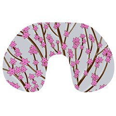 Cherry tree Travel Neck Pillows