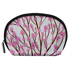 Cherry tree Accessory Pouches (Large)