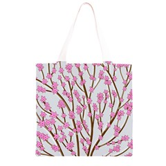 Cherry tree Grocery Light Tote Bag