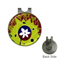 Big bang Hat Clips with Golf Markers