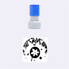 Big bang Rubber Round Stamps (Small)