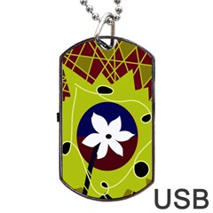 Big bang Dog Tag USB Flash (Two Sides)