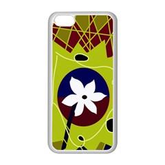 Big bang Apple iPhone 5C Seamless Case (White)