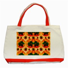 Want To Put Them Back On The Tree Classic Tote Bag (red)