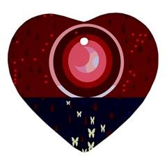Techno  Ornament (Heart)