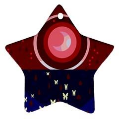 Techno  Ornament (Star)
