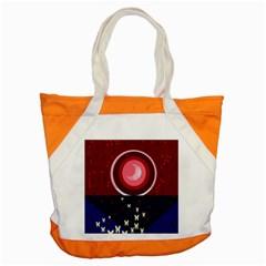 Techno  Accent Tote Bag