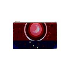 Techno  Cosmetic Bag (Small)